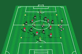 Anthony Latronica, U-17 Men's National Team Coach, gives us a comprehensive  session with passing, possession, small-sided … | Soccer drills, Soccer  coaching, Soccer