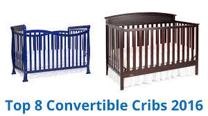 Best Cribs 8 Best Convertible Cribs 2016 Youtube
