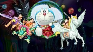 Doraemon The Movie 2016: Tân Nobita và Nước Nhật Thời Nguyên Thuỷ Full HD  VietSub + Lồng Tiếng - Doraemon Movie 36: Shin Nobita no Nippon Tanjou  (2016)
