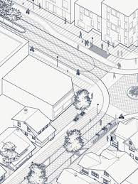 Designing streets for self driving cars parks instead of parking