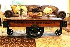 industrial trolley coffee table baggage cart coffee table topic to trolley coffee table vintage nut