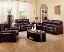 Living Room With Leather Sofa Download Living Room Decorating Ideas With Leather Furniture