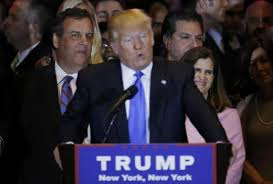 Image result for Trump in New Jersey picture