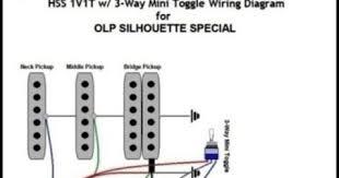 ganitrisna s ite hss 1v1t olp silhouette special wiring diagram 1