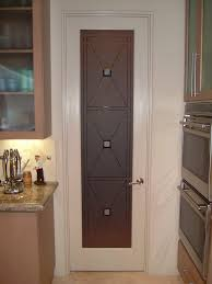 etched glass pantry door cross hatch pantry a photo on
