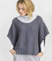 Poncho Patterns Awesome Two Harbors Poncho Pattern Churchmouse Yarns Teas