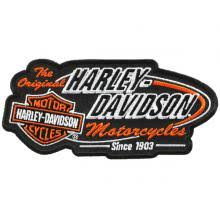harley davidson patches high quality perfect for jackets and vests