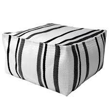 Black And White Pouf Tips Simple Design Your Own White Pouf Ottoman Editeestrela Design