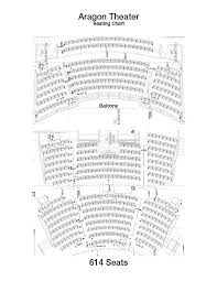 Aragon Seating Chart Aragon Theater Smuhsd Theaters