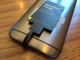 HTC One M8 Wireless Charging  Qi Wireless Charging