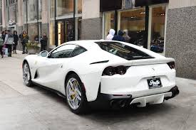 Find the used ferrari hatchback of your dreams! 2020 Ferrari 812 Superfast Stock B1237a For Sale Near Chicago Il Il Ferrari Dealer