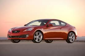 Motor Trend Compares RWD V-6 Sports Coupes, Hyundai Wins
