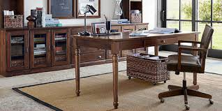 Home office ideas 7 tips Lighting Ways To Refresh Your Home Office Nhlsimulationcom Home Office Design Ideas Inspiration Pottery Barn