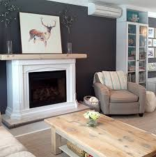 build fireplace surround for gas or electric fire