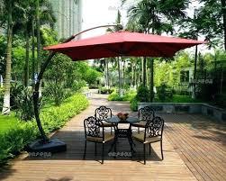 best patio umbrella brands s s