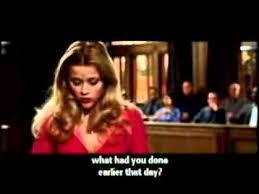 legally blonde court scene