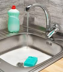 filling up the sink and then adding clothes is fundamental to properly knowing how to wash