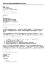 13 Best Images Of Resume Cover Letter Maintenance Supervisor Cover
