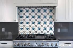 cement tiles kitchen wall for backsplash self adhesive