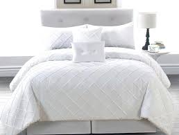 california king duvet cover white