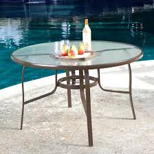 small patio table with umbrella hole patio tables furniture small table with umbrella hole hardware heavy duty base coffee pa target home depot