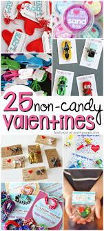 25 Non Candy Valentines for Preschool and Kindergarten Kids. Super Cute  Ideas for Valentine's Day