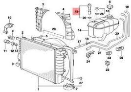 genuine bmw e36 m3 cabrio coupe engine coolant level sensor oem image is loading genuine bmw e36 m3 cabrio coupe engine coolant