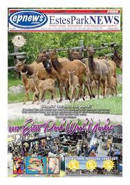 Estes Park News June 9 2017 By Estes Park News Inc Issuu