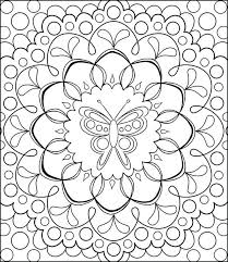 coloring pages coloring pages for s abstract coloring pages abstract abstract flowers