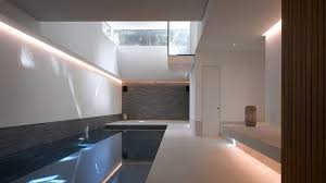 Theis Khan updates Notting Hill Gate house with basement pool and