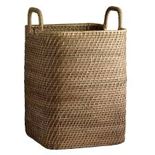 tall storage baskets. Perfect Baskets Modern Weave Handled Baskets  And Tall Storage