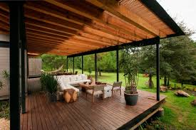 outdoor deck furniture ideas