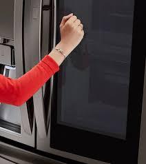 lg refrigerator instaview. smart style lg refrigerator instaview r