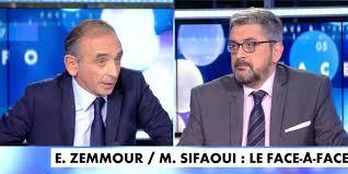 Eric zemmour arrive le lundi 14 octobre 2019 dans une nouvelle émission quotidienne intitulée face à l'info de 19h à 20h. Medias Zemmour Dope Cnews Le Point