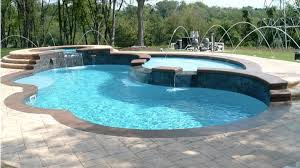 fiberglass pools with tanning ledge.  With Trilogyfusiongemini6 Throughout Fiberglass Pools With Tanning Ledge N