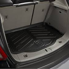 buick encore 2014 trunk. 95048494 oem black cargo area heavy duty all weather tray for encore by buick 2014 trunk
