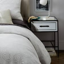 Mirrored Side Tables Bedroom Mirrored Side Tables For Bedroom Wonderful Mirrored Side Table