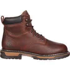 rocky ironclad steel toe waterproof work boots
