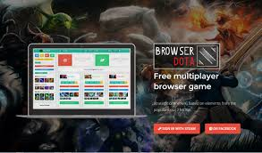 browserdota is a turn based strategy game niche taken from dota 2