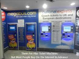 Oyster Card Vending Machine Unique Victoria Coach Station London YouTube