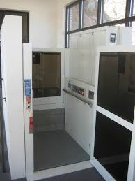 Wheelchair Lifts COMMERICAL  McNally Elevator Company - Exterior wheelchair lifts