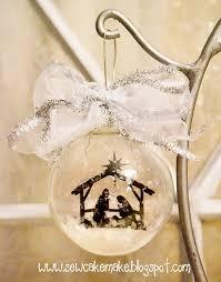 fabulous glass ornament