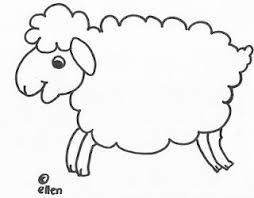 Plaatje Schaap Voor Watjes Het Verloren Schaap Sheep Crafts