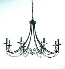 non electric chandelier candle chandelier electric candle chandeliers non electric chandelier lighting full image for wrought iron non electric candle