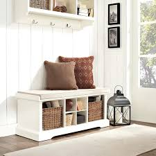 Hallway Bench Tree With Hooks Canada Storage Australia. Entrance Bench With  Hooks Hallway Shoe Storage Cushion Back.