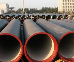 Ductile Iron Pipe Suppliers Ductile Iron Water Pipe