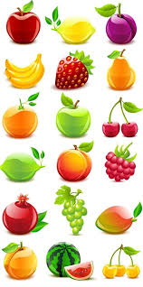 fruit food group clipart. Exellent Group Crystal Texture Of Fruits Vector Graphics Texture Fruit Clipart  Vector Food And Group Clipart