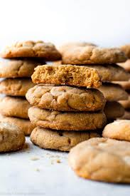 peanut butter chocolate cookies.  Peanut White Chocolate Peanut Butter Cookies To R