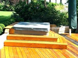 outdoor bathtub ideas outdoor bathtub ideas bathtub deck ideas hot tub deck design ideas outdoor hot