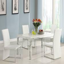 marvelous modern  piece dining set homelegance clarice  piece